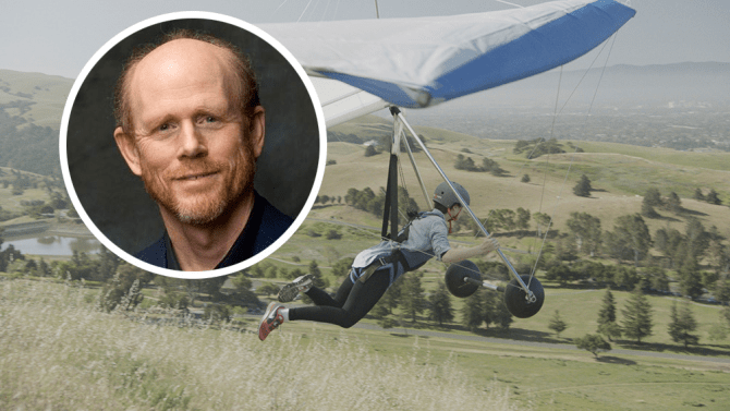 Breakthrough ron howard
