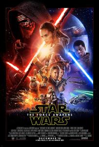 Star wars risveglio forza poster