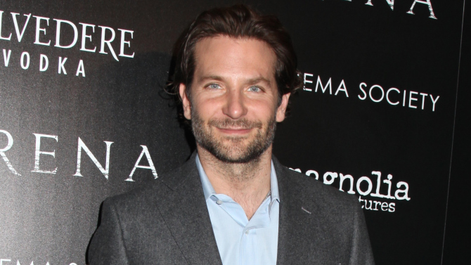 Mandatory Credit: Photo by Gregory Pace/BEI/REX Shutterstock (4573659p) Bradley Cooper Cinema Society 'Serena' film screening, New York, America - 21 Mar 2015