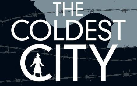 coldest city graphic novel