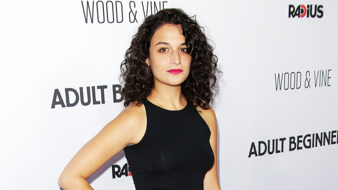 Mandatory Credit: Photo by Jim Smeal/BEI/REX Shutterstock (4666730k) Jenny Slate 'Adult Beginners' film premiere, Los Angeles, America - 15 Apr 2015