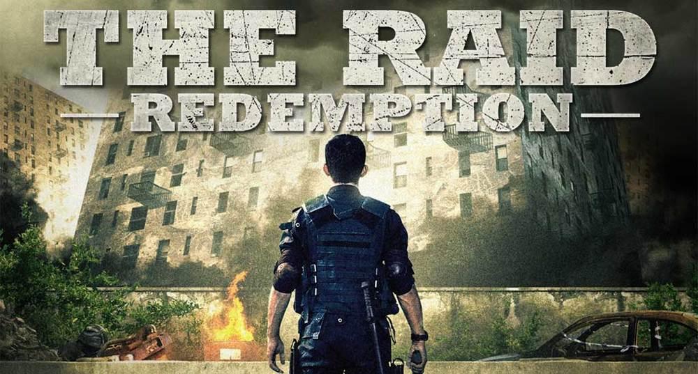 the raid remake