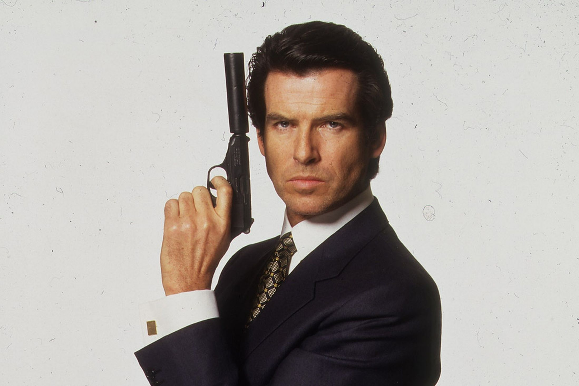 Pierce-Brosnan bond