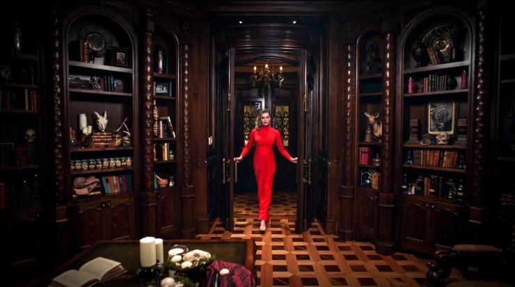 Satanic Panic Rebecca Romijn film
