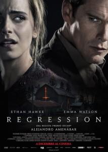 regression locandina