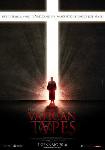 The Vatican Tapes - locandina ITA