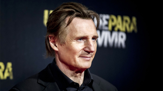 Liam Neeson ewan
