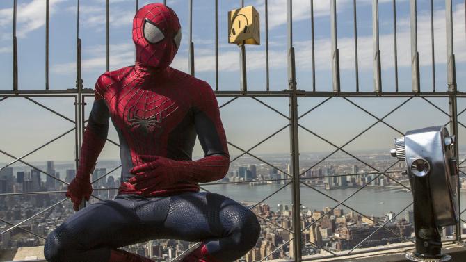 Spider-Man UHD