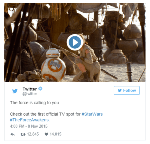 star wars risveglio twitter