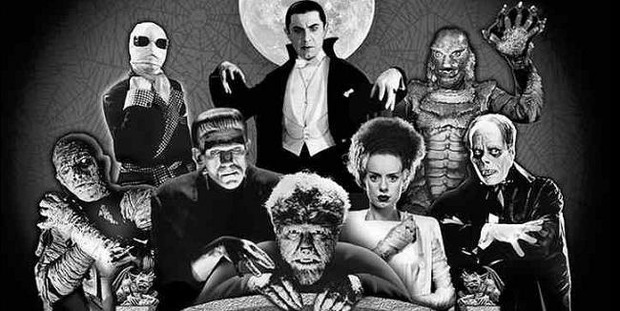 universal monsters