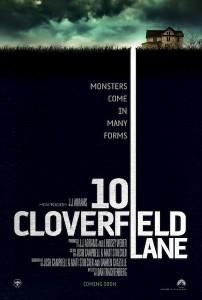 10 Cloverfield Lane locandina