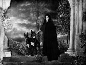 Barbara Steele in La maschera del demonio