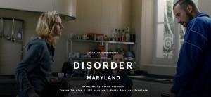 Disorder TIFF2015