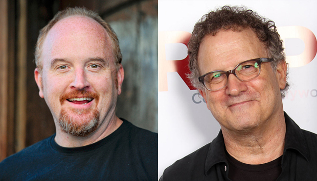Louis-CK-Albert-Brooks