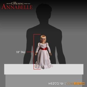 annabelle bambola