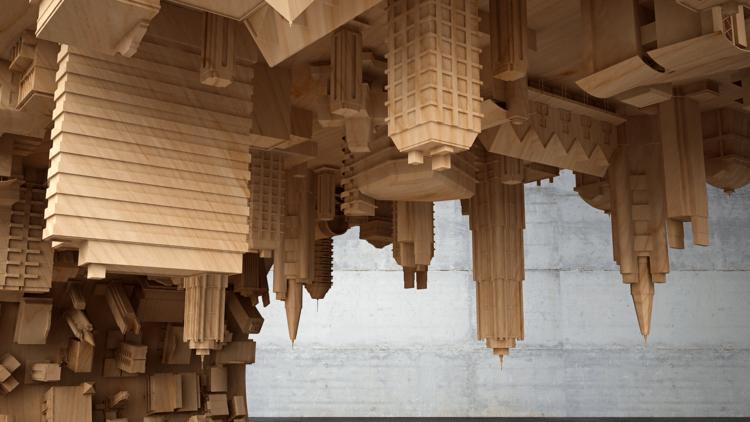 inception tavolo legno euro