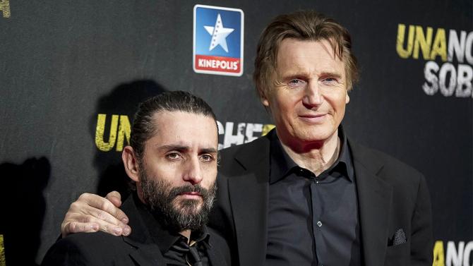 Jaume Collet-Serra e Liam Neeson