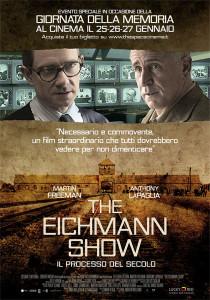 locandina The Eichmann Show