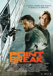 locandina point break