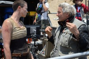 miller theron mad max
