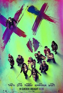 poster suicide squad