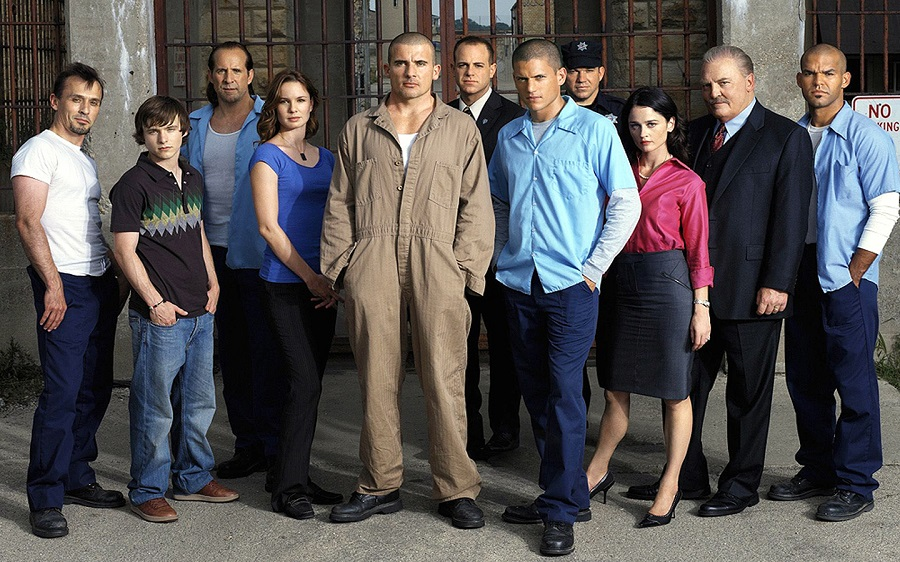 cast prison break