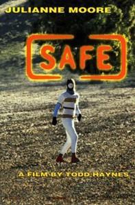 safe haynes locandina