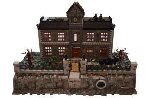 Arkham Asylum LEGO 3