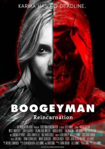 BOOGEYMAN REINCARNATION poster