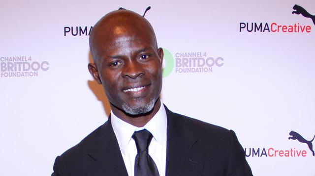 Djimon Hounsou 2015