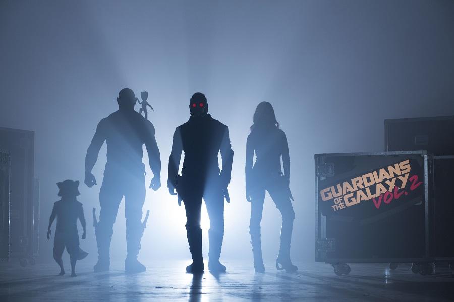 Nuova concept art con la squadra allargata dei Guardiani della Galassia Vol. 2