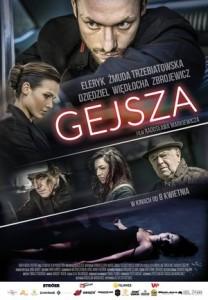 Gejsza Radosław Markiewicz poster