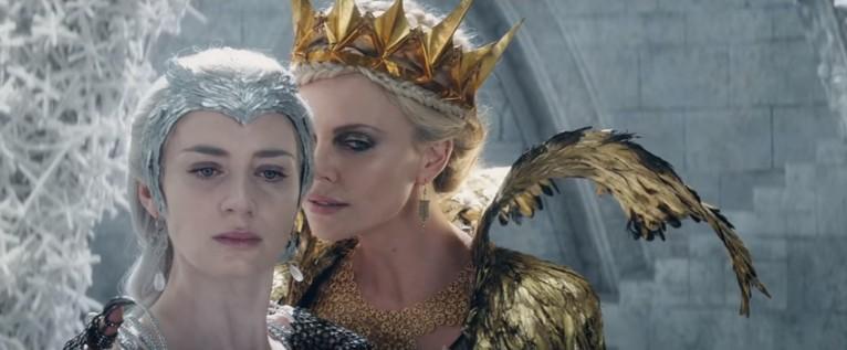 Il Cacciatore e la Regina di Ghiaccio charlize
