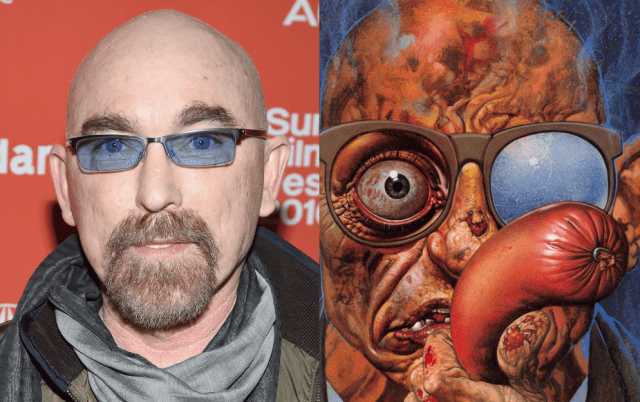 Jackie Earle Haley preacher