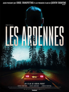 Les Ardennes Poster