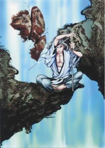 Lupin III monkey 2