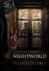 NighTworld englund poster