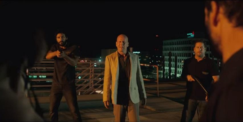 Bruce Willis spietato boss della malavita in Precious Cargo
