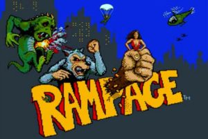 Rampage videogame