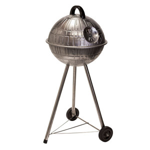 Star Wars Death Star BBQ 1