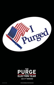 The Purge Election Year film