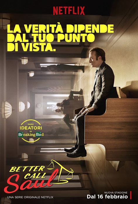 better call saul Locandina