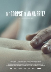 corpse anna fritz poster