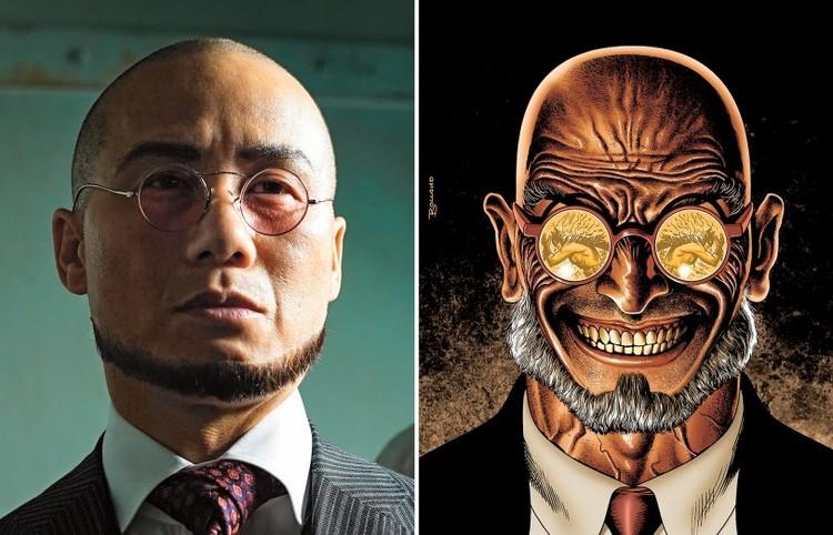 d.b. wong gotham