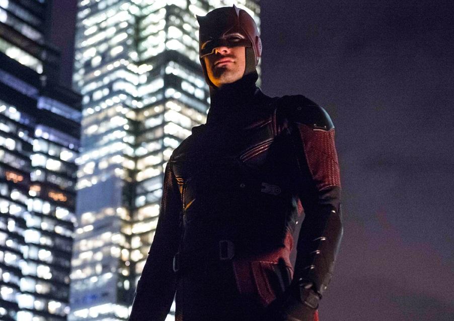 Online due versioni alternative del costume di Daredevil