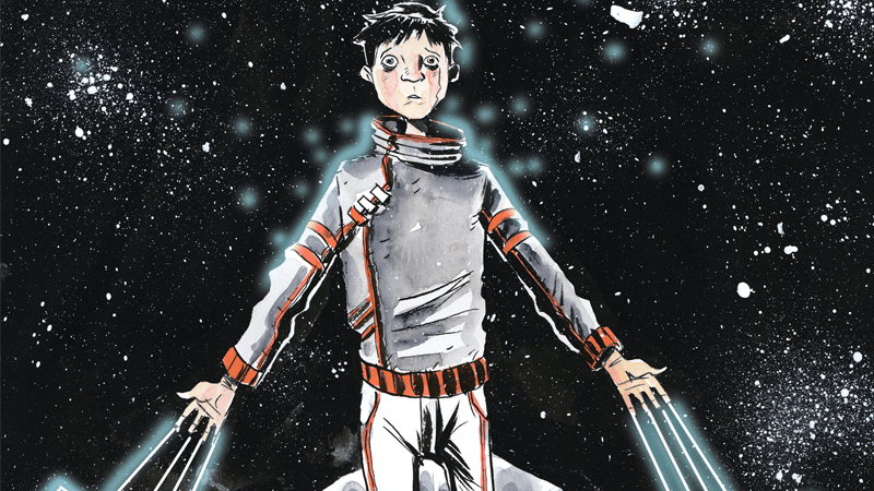 descender fumetto