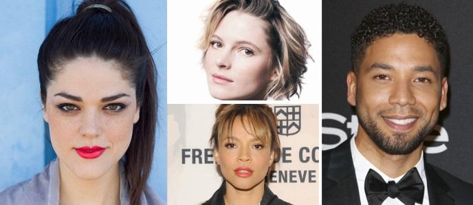 Alien: Covenant accoglie Jussie Smolett, Amy Seimetz, Carmen Ejogo e Callie Hernandez