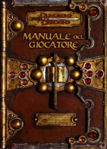 manuale giocatore dungeons