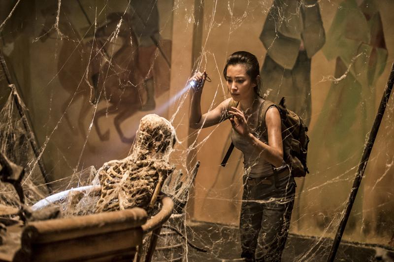 Antiche tombe e ragni velenosi nel trailer di Nest 3D di Kimble Rendall