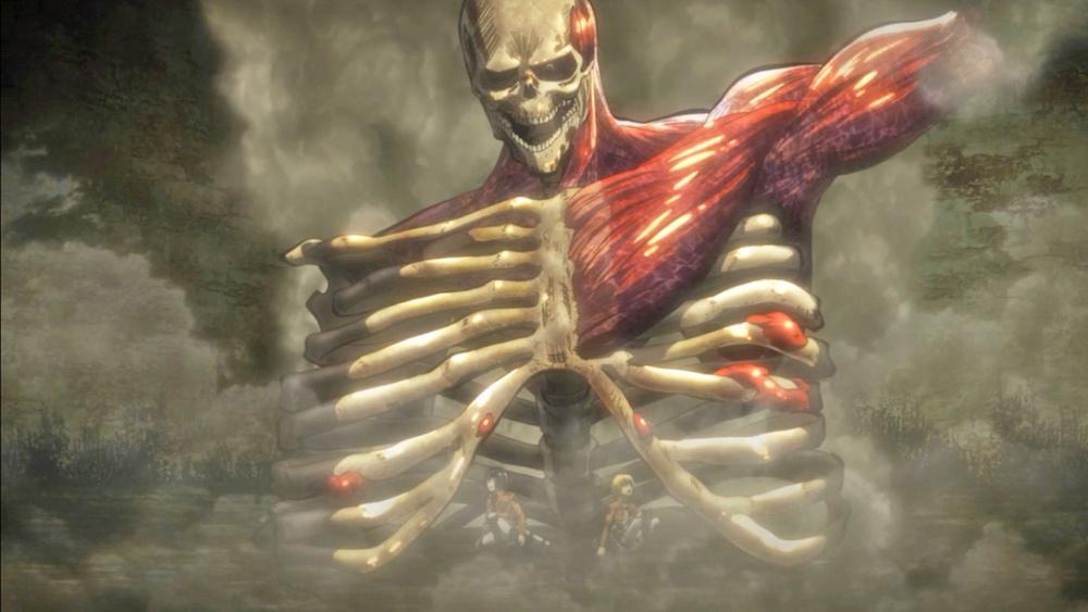 Netflix realizza l'anime Perfect Bones con lo studio giapponese di L'attacco dei Giganti